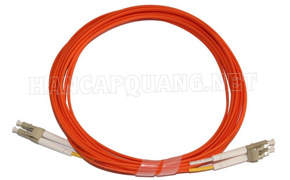 Dây nhảy quang LC-LC Multimode Duplex OM2