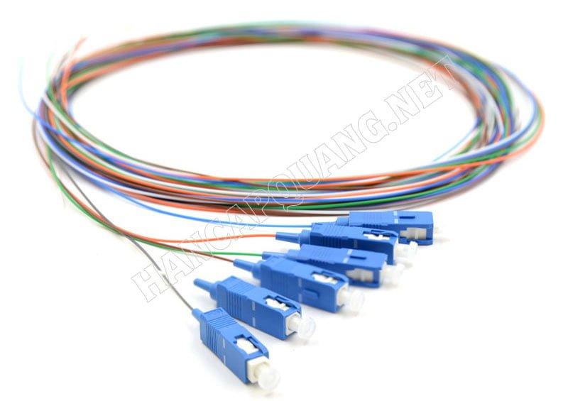 Dây hàn quang SC-UPC 12 màu Singlemode