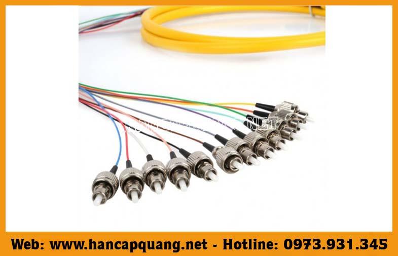 Dây nối quang FC/APC simplex 9/125 Single-mode