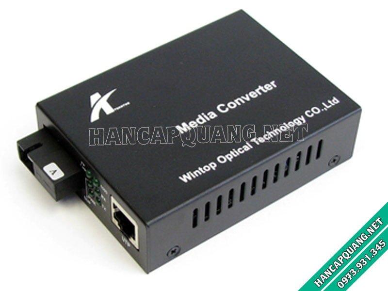 Bộ chuyển đổi quang điện WINTOP YT-8110SA-11-20