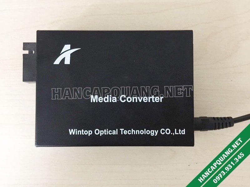 Bộ chuyển đổi quang điện WINTOP YT-8110GSB-11-40B-AS