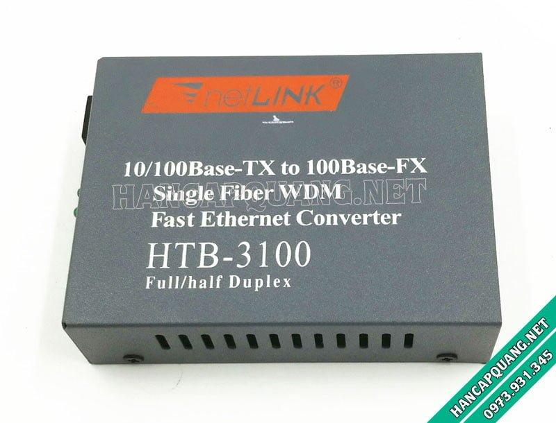 Converter quang HTB-3100 A/B Netlink