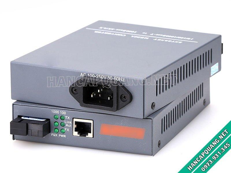 Bộ chuyển đổi quang điện HTB-GS-03 1 sợi