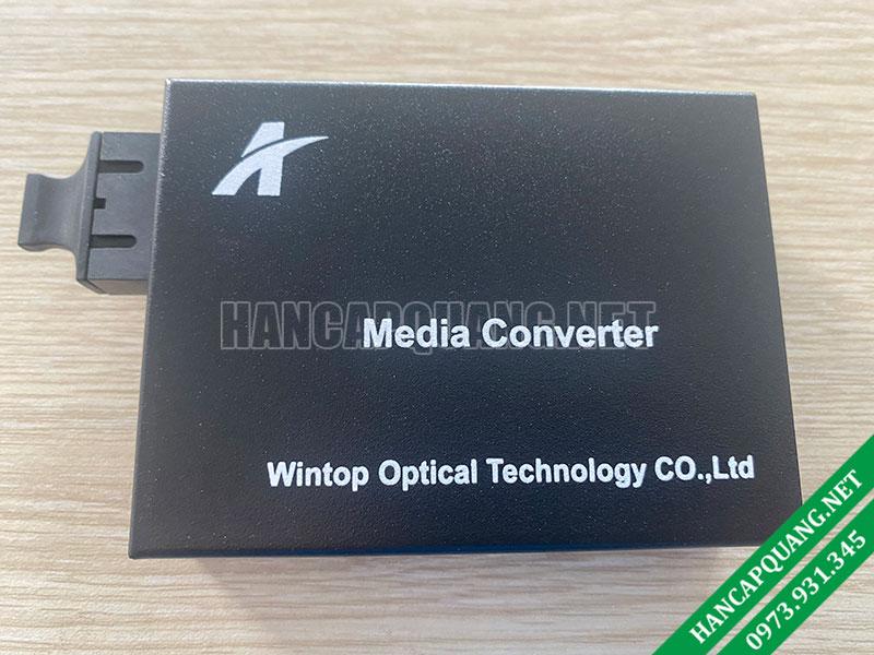 Bộ chuyển đổi quang điện Multimode 10/100/1000M YT-8110GMA-11-2-AS