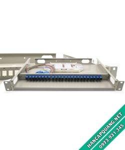 Hộp phối quang ODF 4FO lắp rack trong nhà