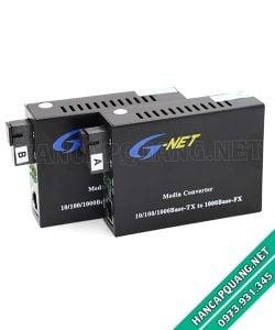 Converter quang Gnet HHD-210G-20 A/B 10/100/1000Mbps