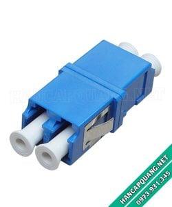 Đầu nối quang(Adapter) LC/UPC-LC/UPC