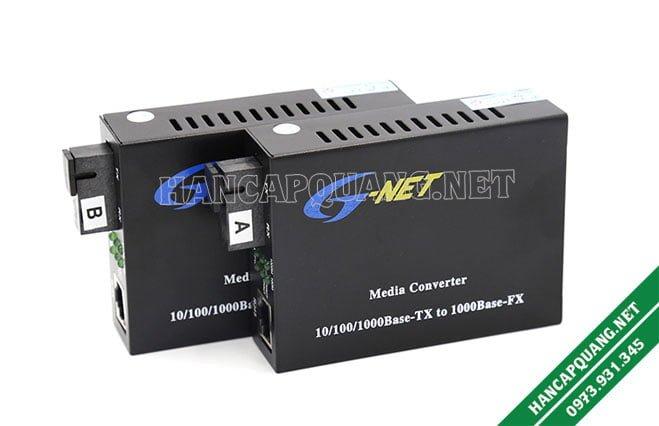Converter quang 10/100/1000M G-NET HHD-210G-20 A/B