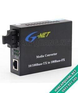 Converter quang Gnet HHD-110G-20 10/100Mbps