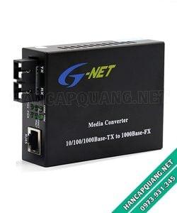 Converter quang G-NET HHD-220G-20 tốc độ 10/100/1000