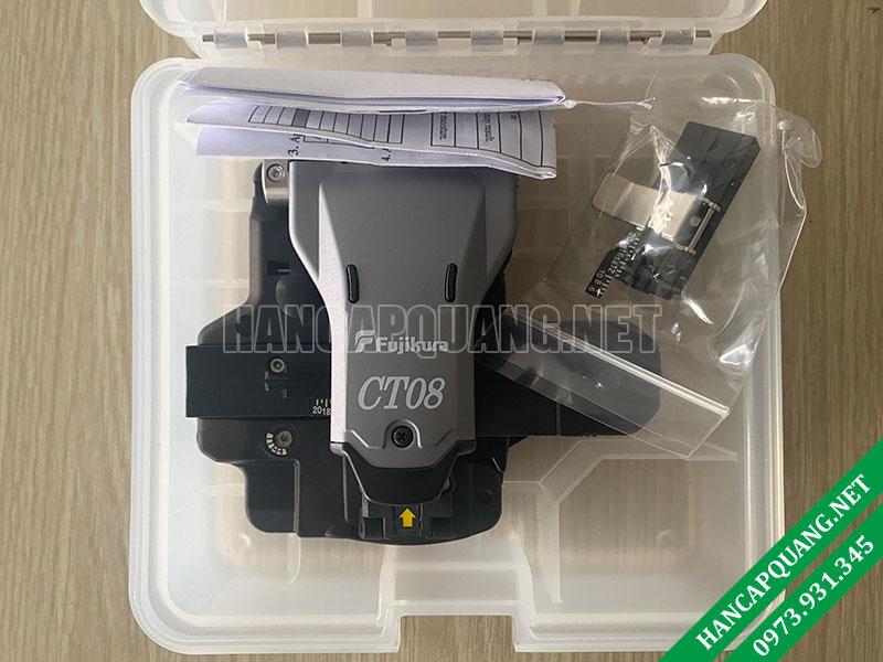 Dao cắt sợi quang CT-08 Fujikura Nhật Bản