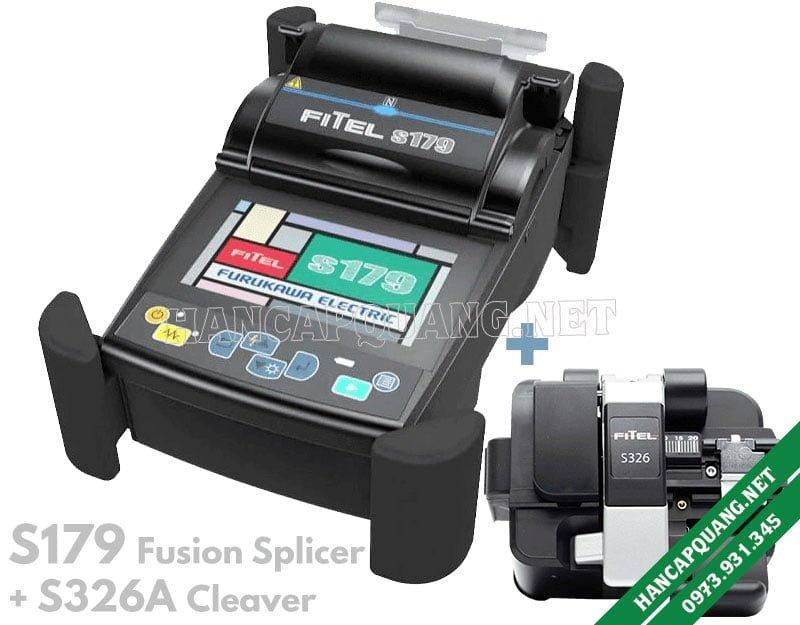 Fitel S179 máy hàn cáp quang Nhật Bản