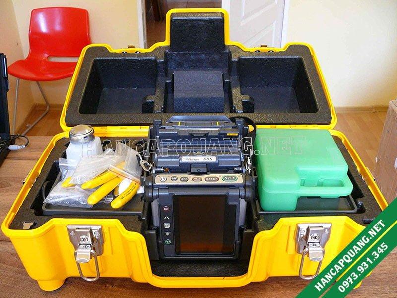 Case máy hàn sợi quang Fujikura 80S