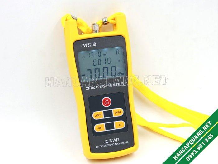 JW3208 máy đo công suất quang giá tốt
