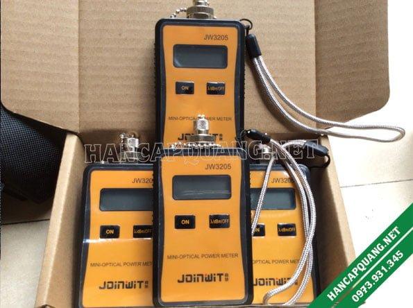 JW3205 máy đo công suất quang Joinwit