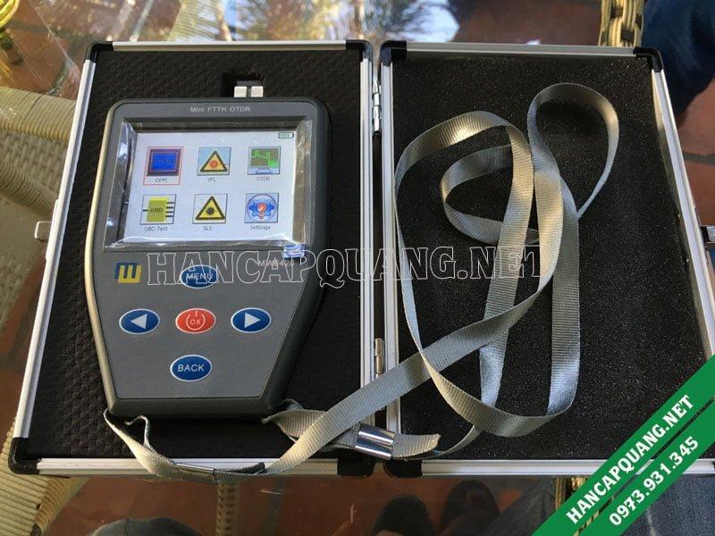 MW6420 máy đo otdr cáp quang Ftth mini 5 trong 1