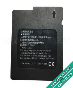 Pin máy hàn cáp quang Skycom VFV-90S