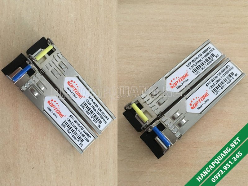 Module quang Optone 1G chính hãng