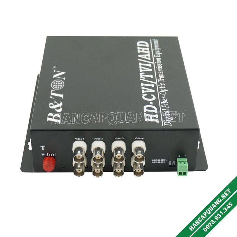 Bộ chuyển đổi Video quang 8 kênh 1080P BTON
