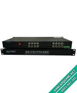 Bộ chuyển đổi Video quang 16 kênh 720P BTON