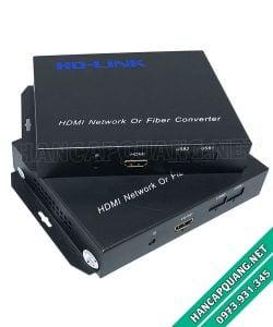Bộ kéo dài HDMI qua cáp quang Holink 1080P