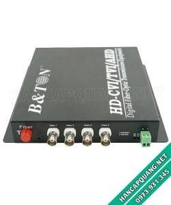 Bộ chuyển đổi Video quang 4 kênh 1080P BTON