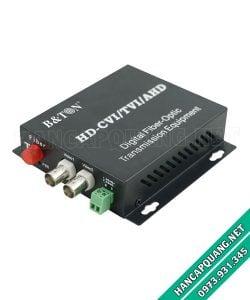 Bộ chuyển đổi Video quang 2 kênh 720P BTON