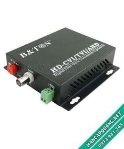 Bộ chuyển đổi Video quang 1 kênh 1080P BTON