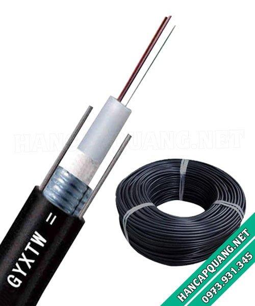 Cáp quang luồn ống 8 sợi GYXTW-SM-8B1