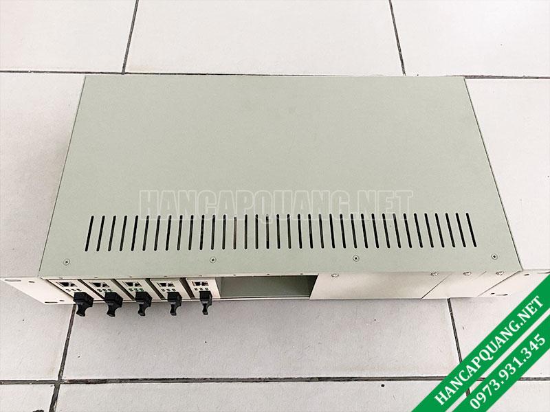 RACK2000A - Khung giá 14 khe cắm bộ chuyển đổi quang điện 3Onedata