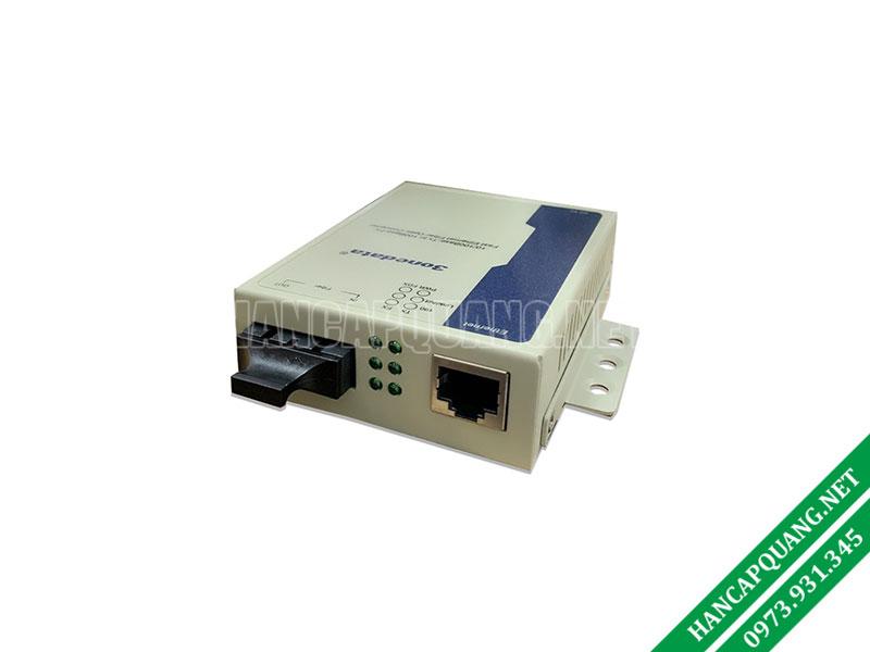Bộ chuyển đổi quang điện 3Onedata Model 1100-S-SC-20km