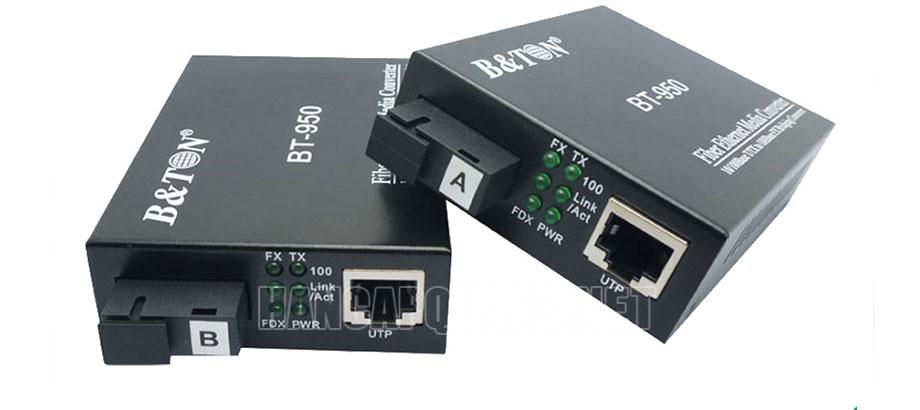 Converter quang BT-950SM-25A 10/100M