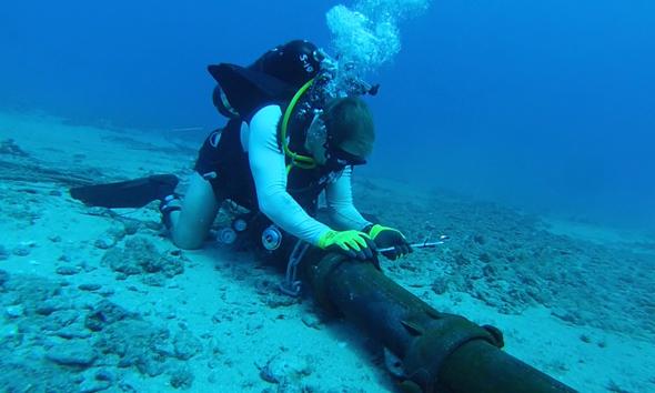 Nguyên nhân vì sao cáp quang biển AAG Việt Nam bị đứt