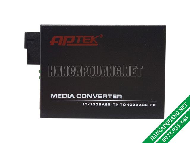 Bộ chuyển đổi quang điện APTEK 10/100M AP100-20B