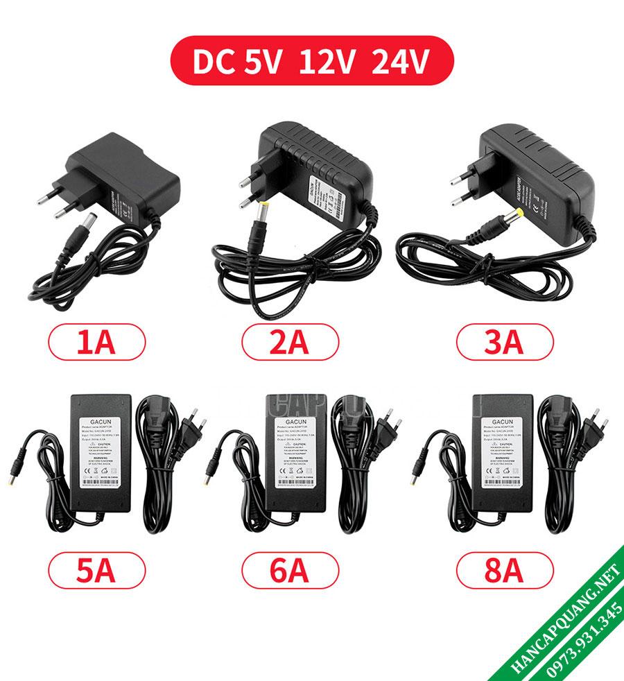 Adapter 5V-2A dùng cho media converter quang