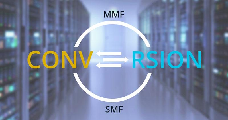Làm thế nào để chuyển đổi tín hiệu quang Multimode sang SingleMode?