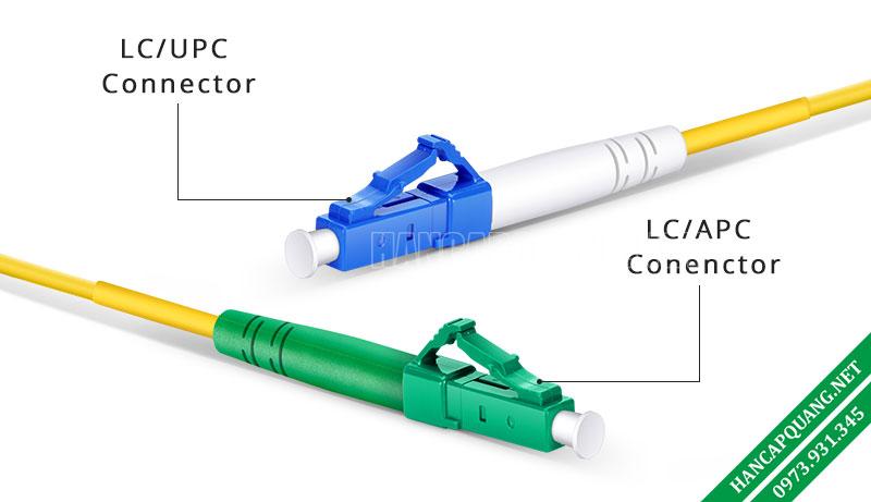 Hình 5: LC / UPC VS LC / APC