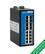 Switch công nghiệp Layer 2 IES7116G-8GS 16 cổng Gigabit