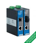 Unmanaged Industrial Media Converter IMC101GT Series