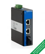 Unmanaged Industrial Media Converter IMC102B Series