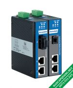 Unmanaged Industrial Media Converter IMC102GT Series